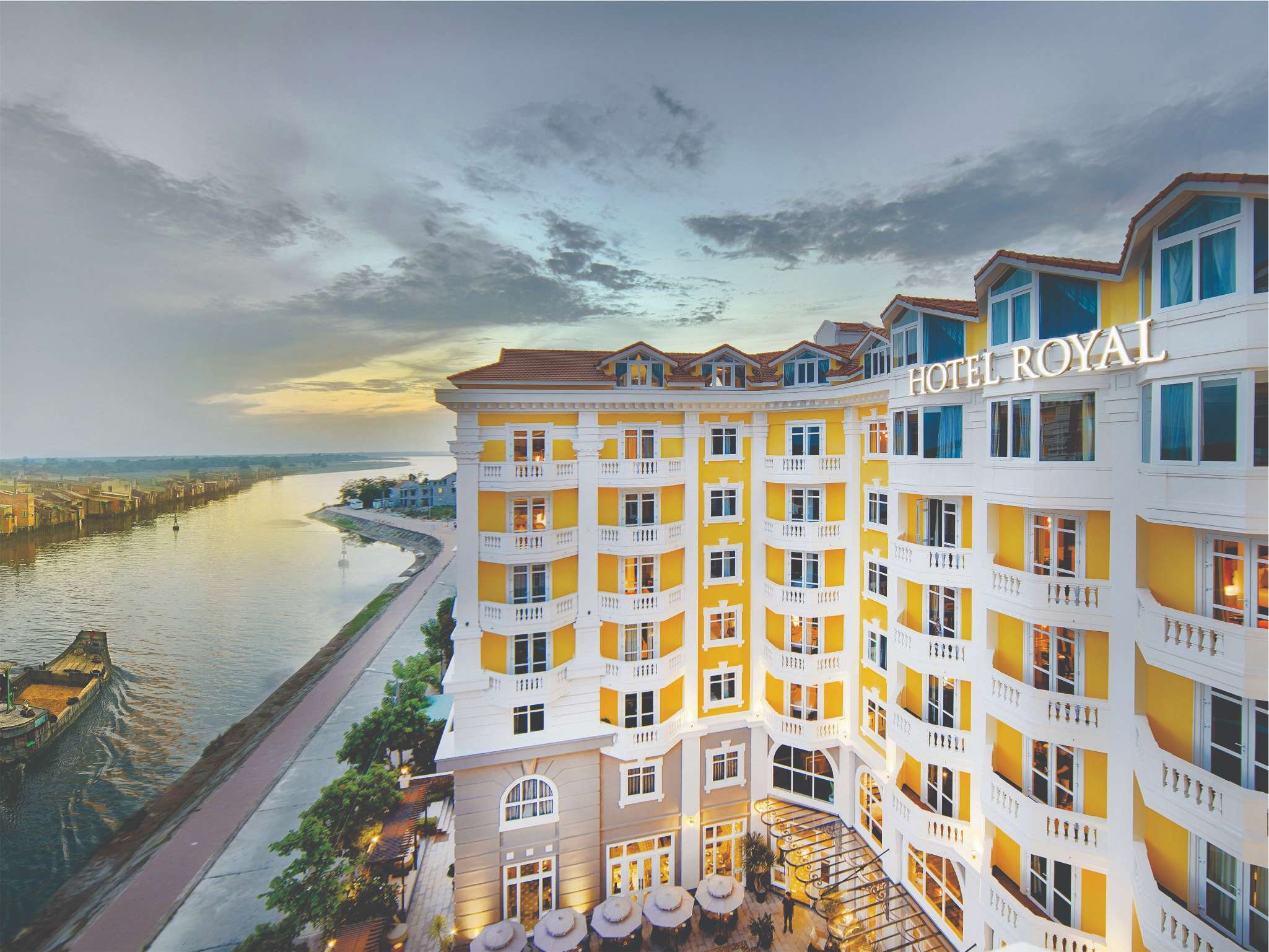 Hotel Royal Hoi An giới thiệu sự kiện bữa tối Escoffier 4