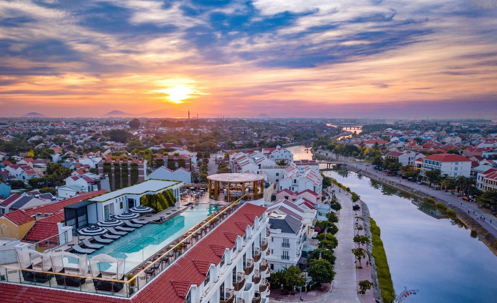 Hotel Royal Hoi An giới thiệu sự kiện bữa tối Escoffier 5