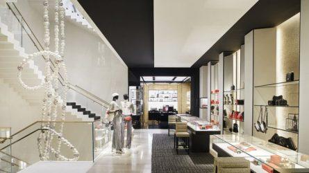 Điểm tin thời trang: Chanel mở cửa hàng flagship lớn nhất ở New York, Celine và Givenchy trình diễn BST nam tháng 1/2019