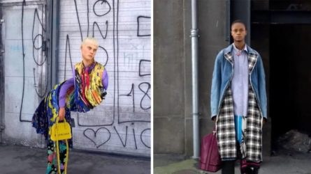 Điểm tin thời trang: Người mẫu máy tính tạo dáng ấn tượng trong chiến dịch mới của Balenciaga