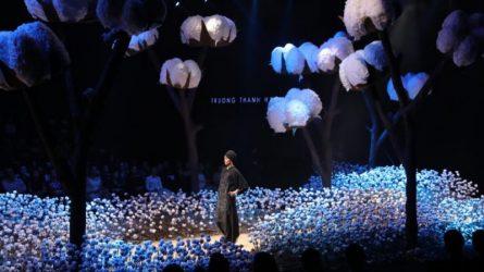 NTK Trương Thanh Hải, NTK Vũ Thảo và ấn tượng sau 1 năm ELLE Fashion Show 2017