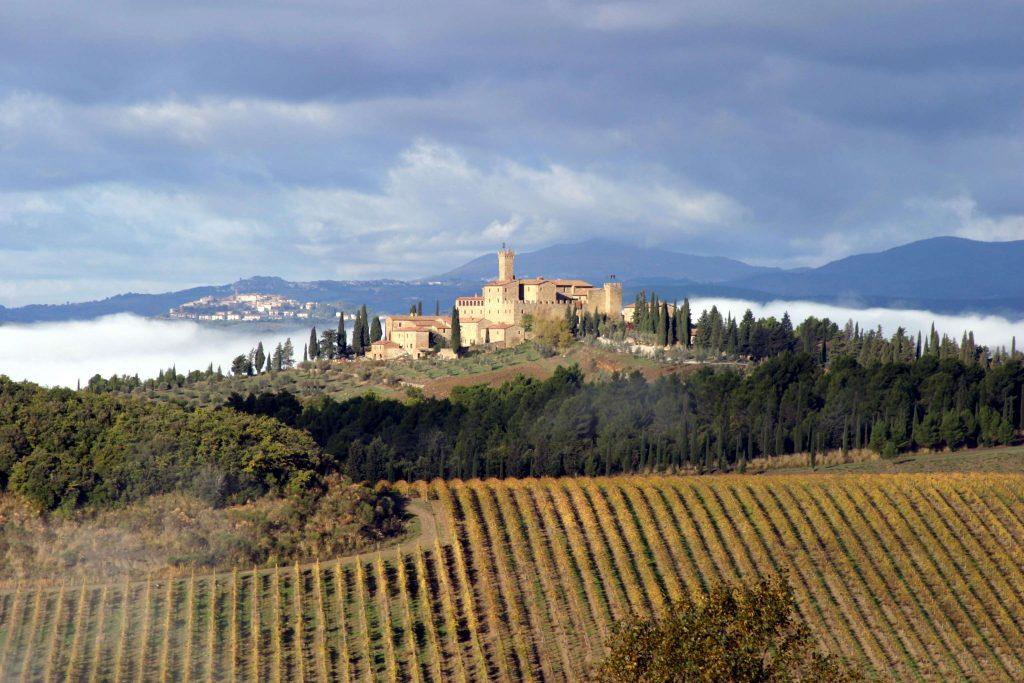 Tiệc tối lãng mạn kiểu Ý cùng Castello Banfi 7