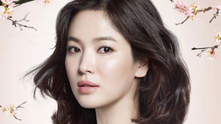 Song Hye Kyo - Nữ thần của phong cách trang điểm tự nhiên