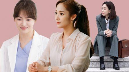 7 hình tượng nữ quyền trong phim Hàn