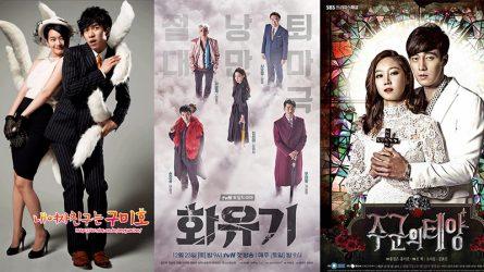 7 bộ phim Hàn Quốc của chị em biên kịch Hong không thể bỏ qua