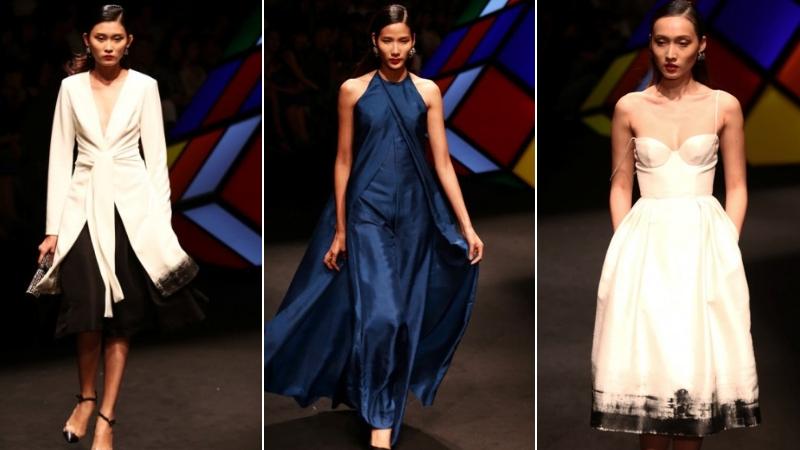 bộ sưu tập ấn tượng elle fashion journey lâm gia khang