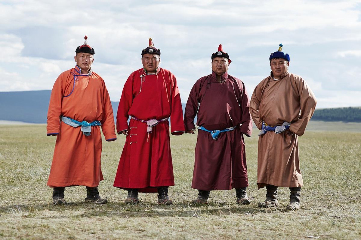 ELLE Vietnam - nhiếp ảnh Mông cổ 6