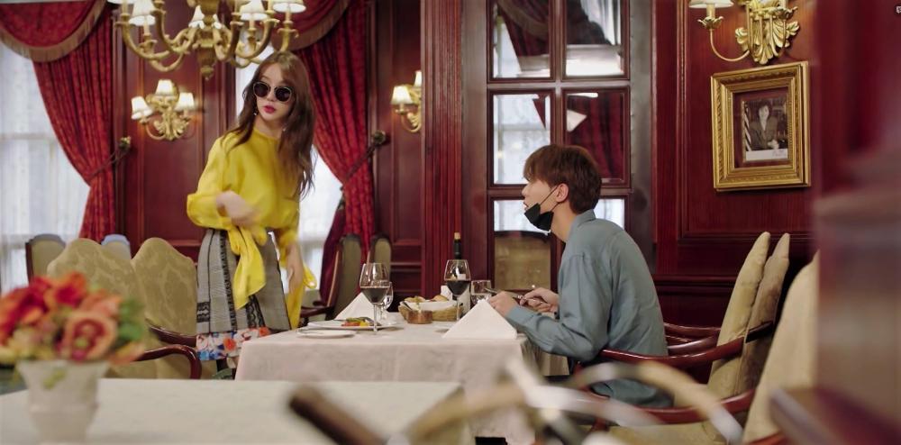 thời trang trong phim cảnh báo tình yêu 8