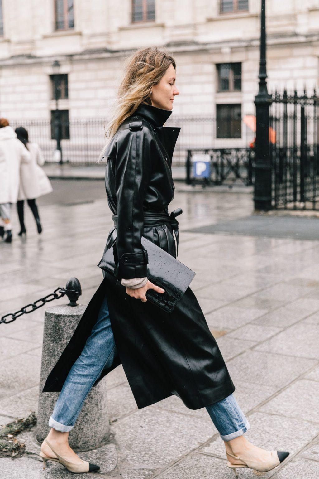 thời trang du lịch Paris 10