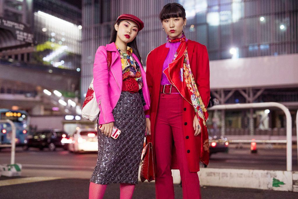 thời trang du lịch Tokyo 01