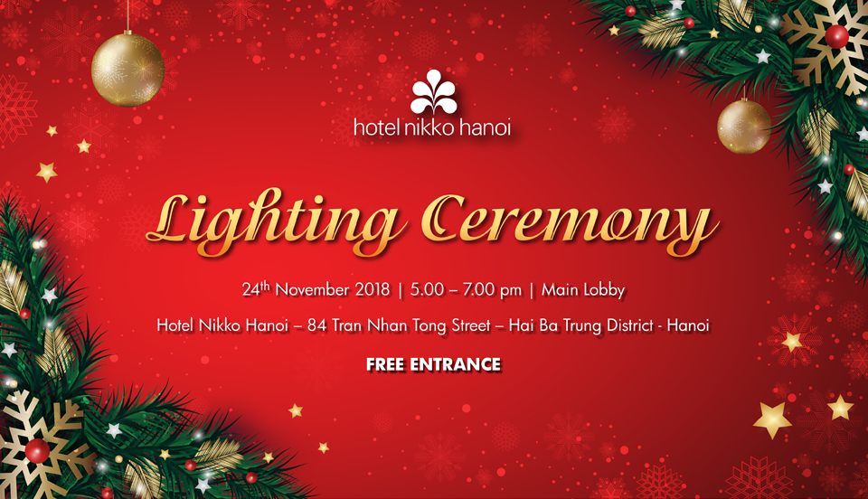 Tưng bừng đón mùa lễ hội cuối năm tại các nhà hàng ở Hà Nội 10