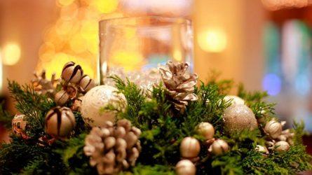 Tưng bừng đón mùa lễ hội cuối năm tại các nhà hàng ở Hà Nội