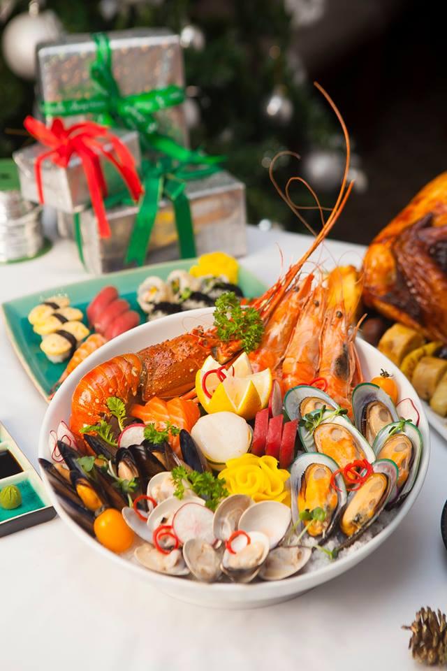 Tưng bừng đón mùa lễ hội cuối năm tại các nhà hàng ở Hà Nội 4