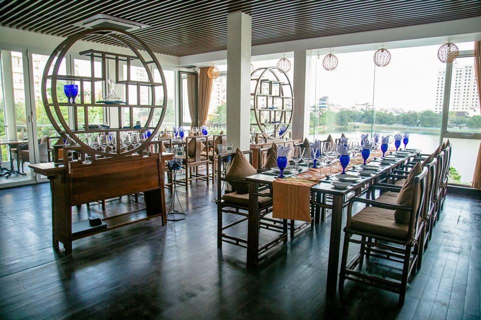 Tưng bừng đón mùa lễ hội cuối năm tại các nhà hàng ở Hà Nội 7