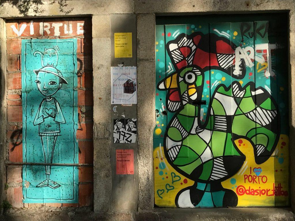 Nghệ thuật đường phố 12