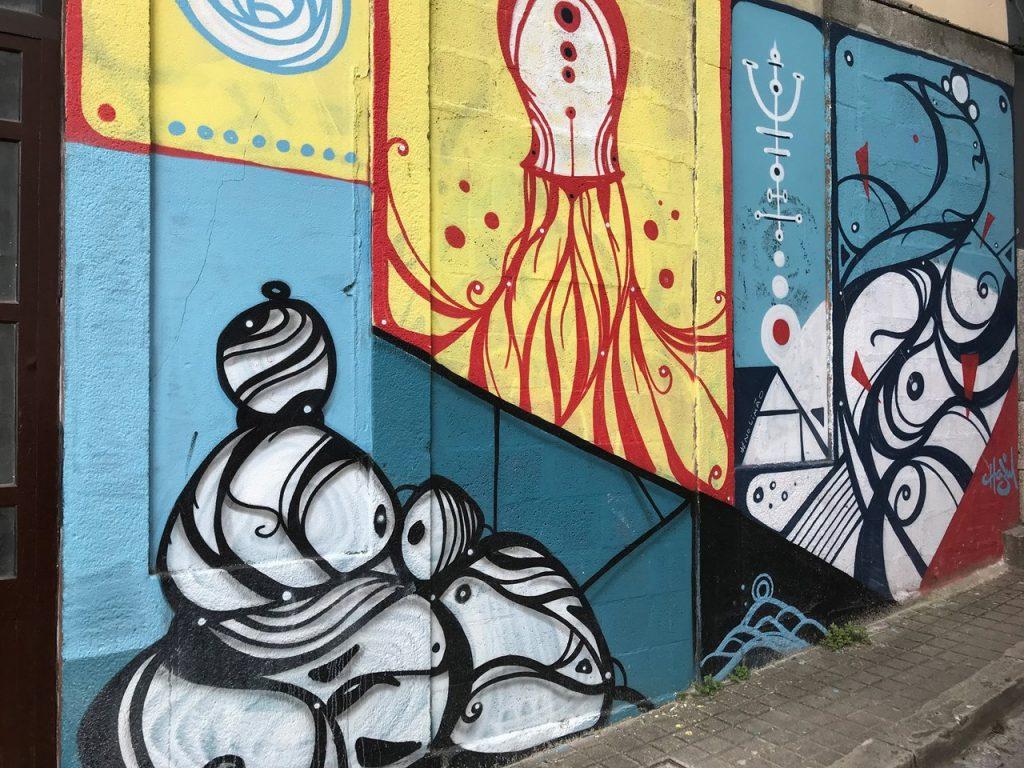 Nghệ thuật đường phố 11