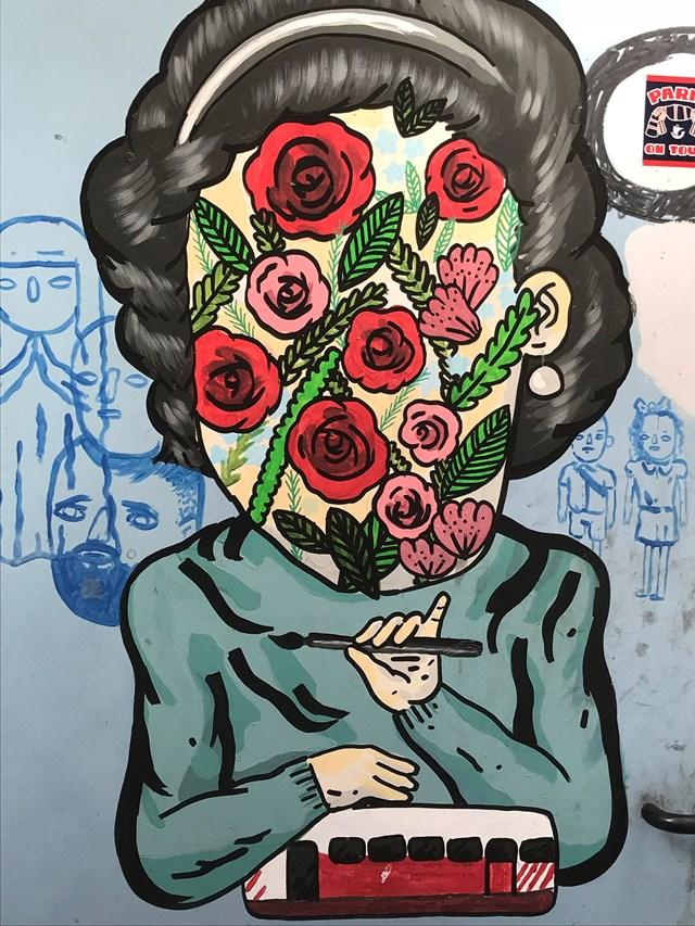 Nghệ thuật đường phố 2