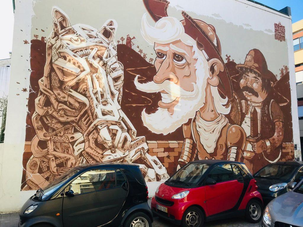 Nghệ thuật đường phố 13