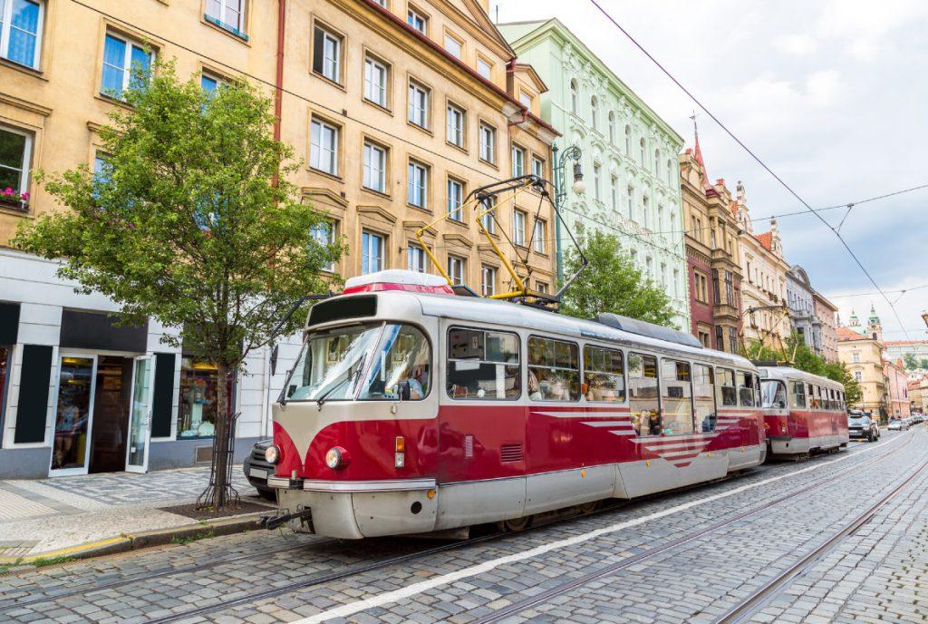 Xe điện Châu Âu 2