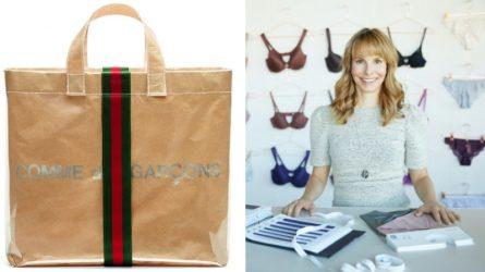 Điểm tin thời trang: Gucci và Comme des Garçons hợp tác thiết kế túi, CEO của Third Love viết tâm thư gửi Victoria's Secret