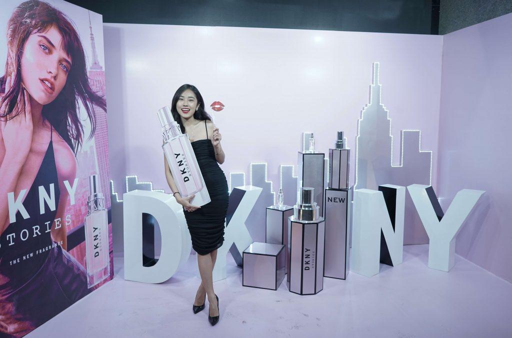Nước hoa DKNY Stories 3