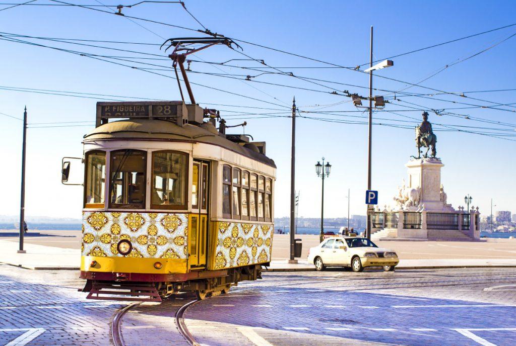 Xe điện Châu Âu 5