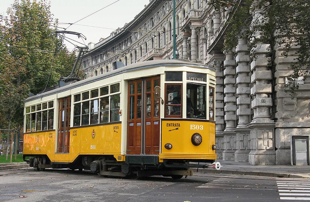 Xe điện Châu Âu 4