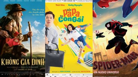 Giới thiệu phim chiếu rạp tháng 12/2018