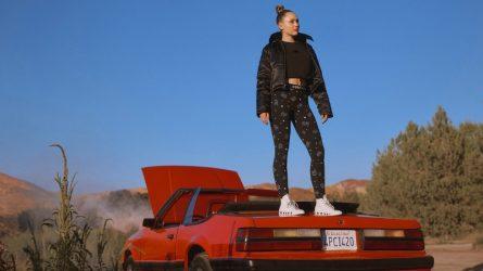 Converse bắt tay Miley Cyrus ra mắt BST Incubate mùa lễ hội 2018