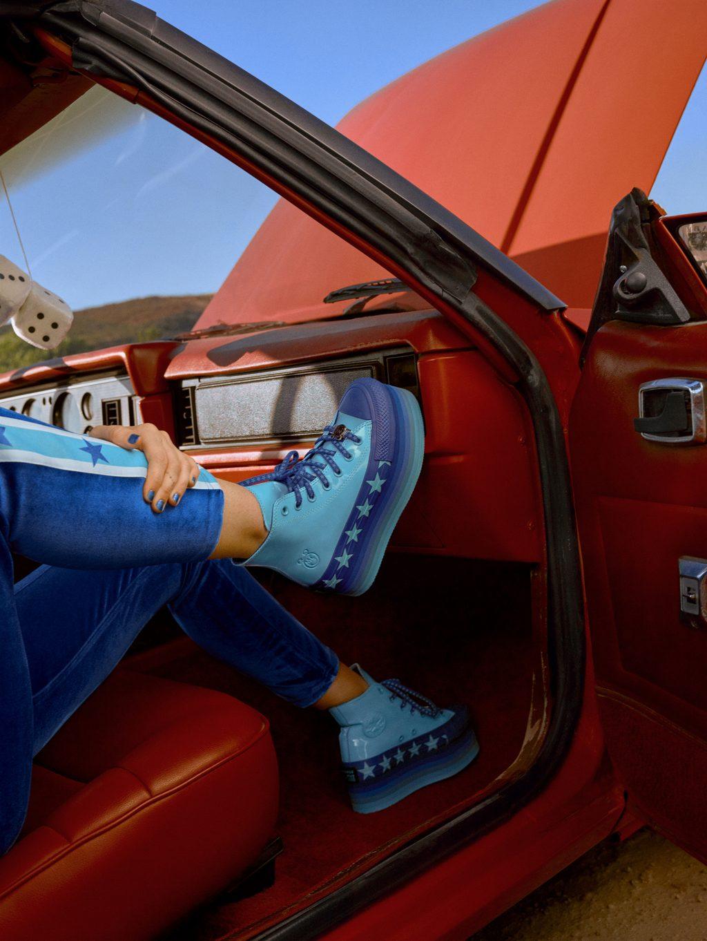 Converse bắt tay ca sĩ Miley Cyrus cho ra mắt BST Incubate trong mùa HO18 6