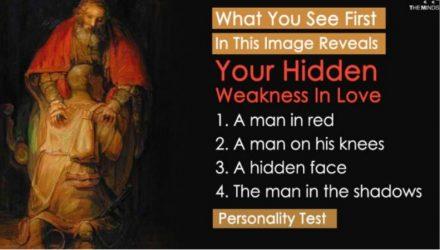 [Trắc nghiệm] Hình ảnh đầu tiên bạn nhìn thấy sẽ tiết lộ điểm yếu của bạn trong tình yêu