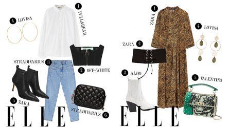 ELLE Style Calendar: Thắt lưng corset - nét chấm phá mới trong thời trang hàng ngày (2/12 - 8/12)