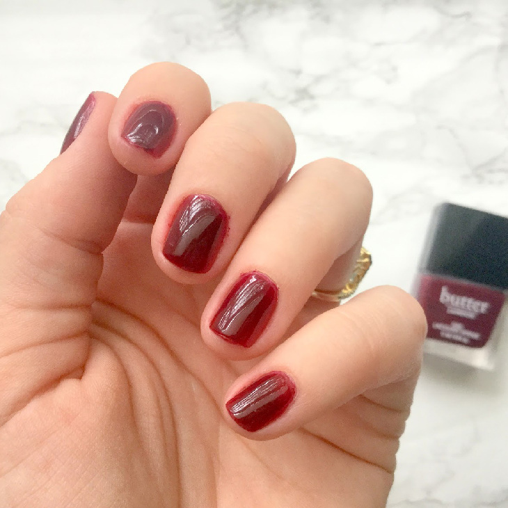 011 sơn móng tay mùa đông