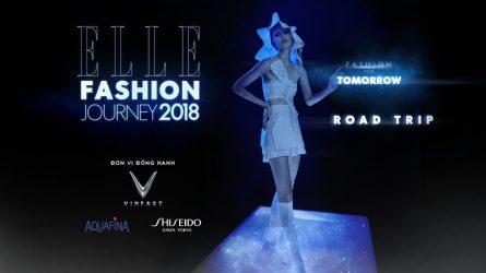 [ELLE Fashion Journey 2018] Hành trình Road trip chính thức bắt đầu ở TP.HCM