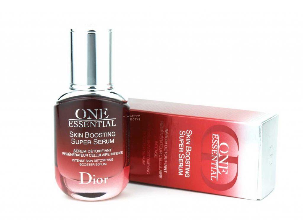 sản phẩm dưỡng da từ hoa -Dior