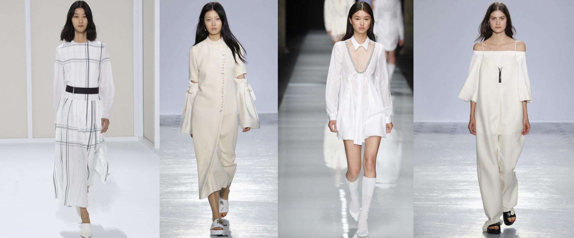Xu hướng thời trang cuối năm 2018