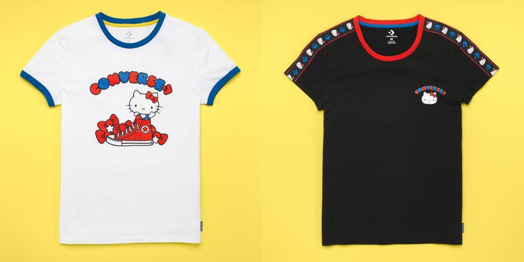 thương hiệu Converse tái ra mắt phiên bản giới hạn với bộ collab Converse x Hello Kitty 3