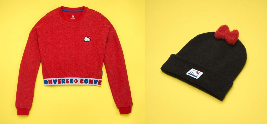 thương hiệu Converse tái ra mắt phiên bản giới hạn với bộ collab Converse x Hello Kitty 4