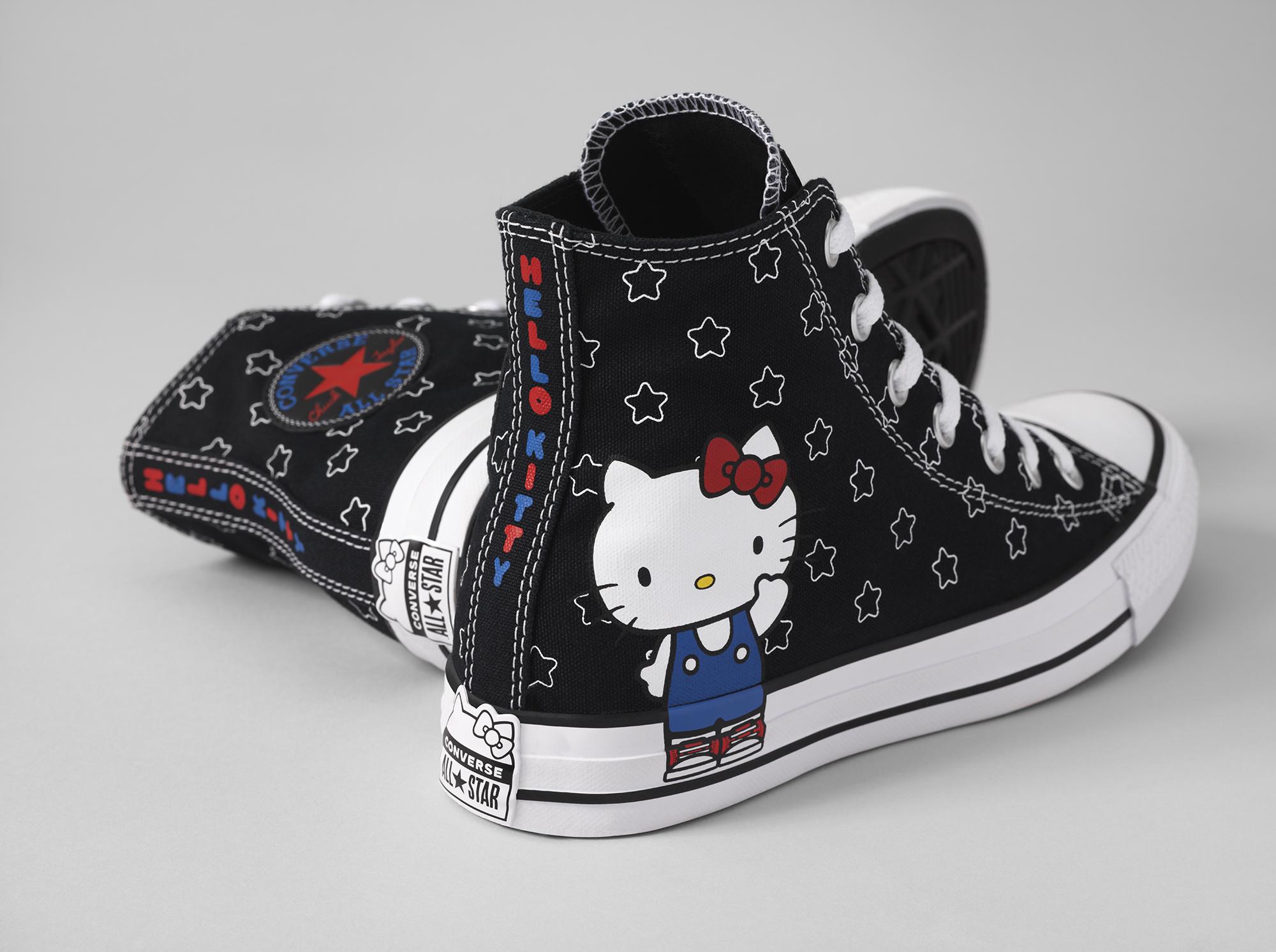 thương hiệu Converse tái ra mắt phiên bản giới hạn với bộ collab Converse x Hello Kitty 8