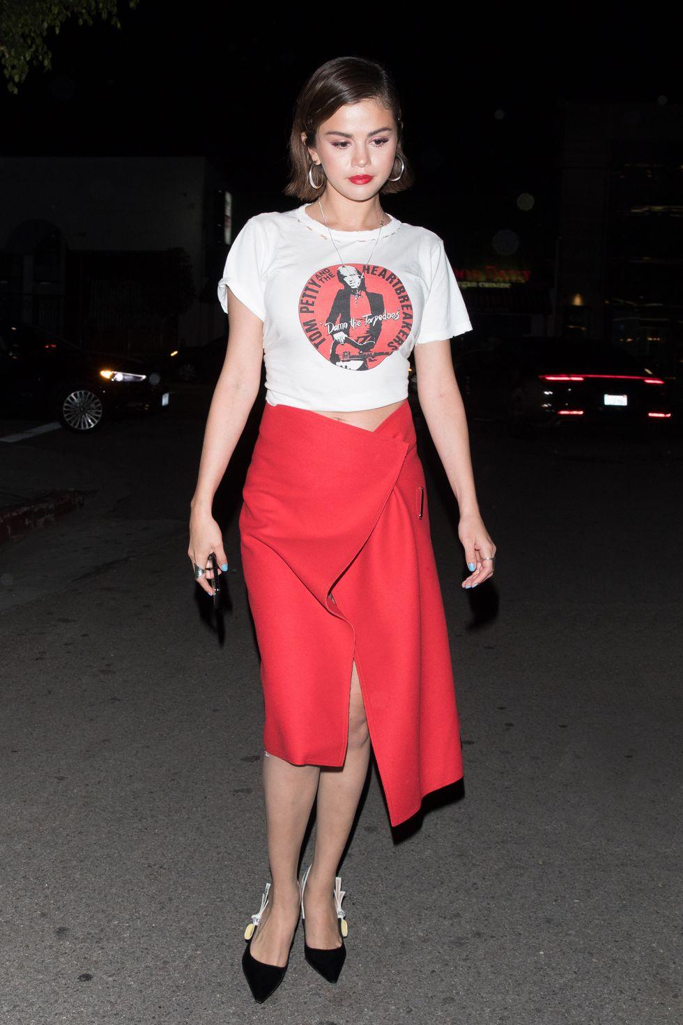 bí quyết mặc đẹp Selena Gomez 14