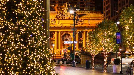 Thành phố New York - Địa điểm lý tưởng để tận hưởng lễ Giáng sinh