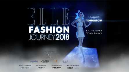 [ELLE Fashion Journey 2018] Fashion For Tomorrow - Thời trang cho tương lai