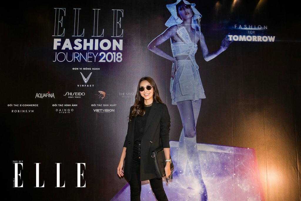 ELLE Fashion Journey 2018