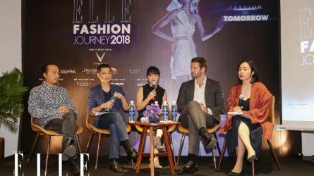 Họp báo ELLE Fashion Journey 2018 tiết lộ danh sách 5 NTK sẽ tham gia trình diễn
