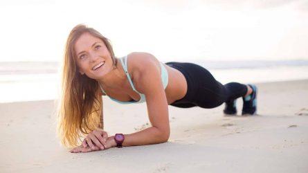 10 bài tập thể dục giúp cơ thể săn chắc hiệu quả tại nhà