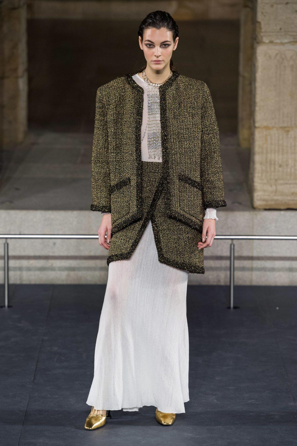 bộ sưu tập Chanel Métiers d'Art 2019