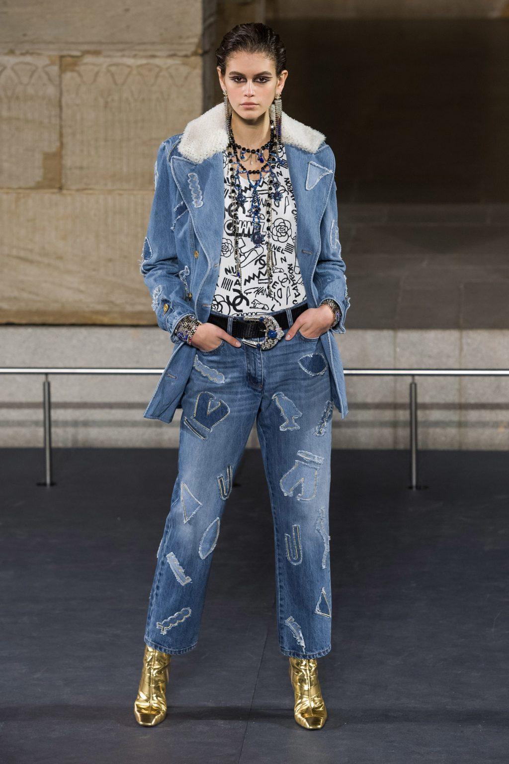 bộ sưu tập Chanel Métiers d'Art 2019 9