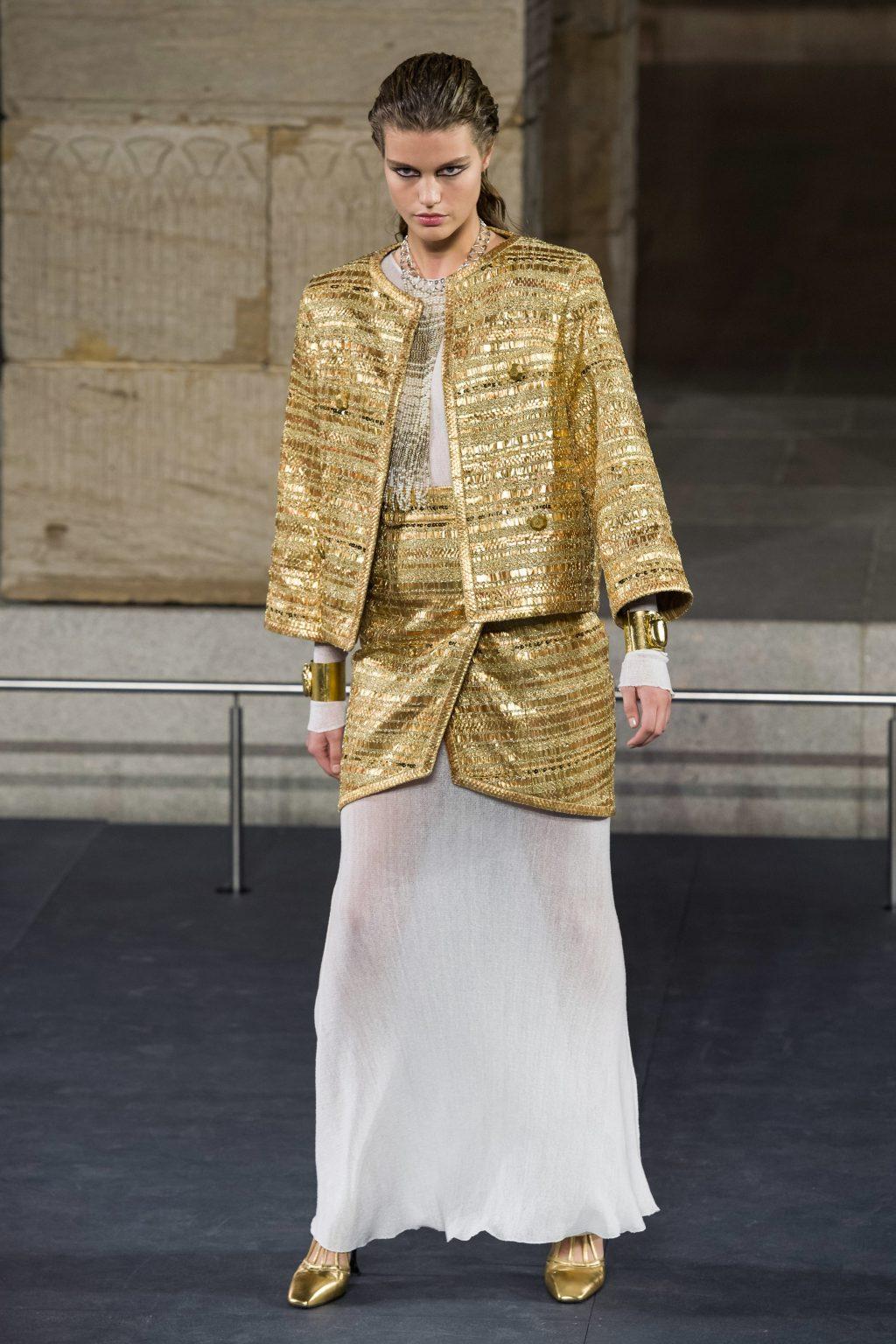 bộ sưu tập Chanel Métiers d'Art 2019 3