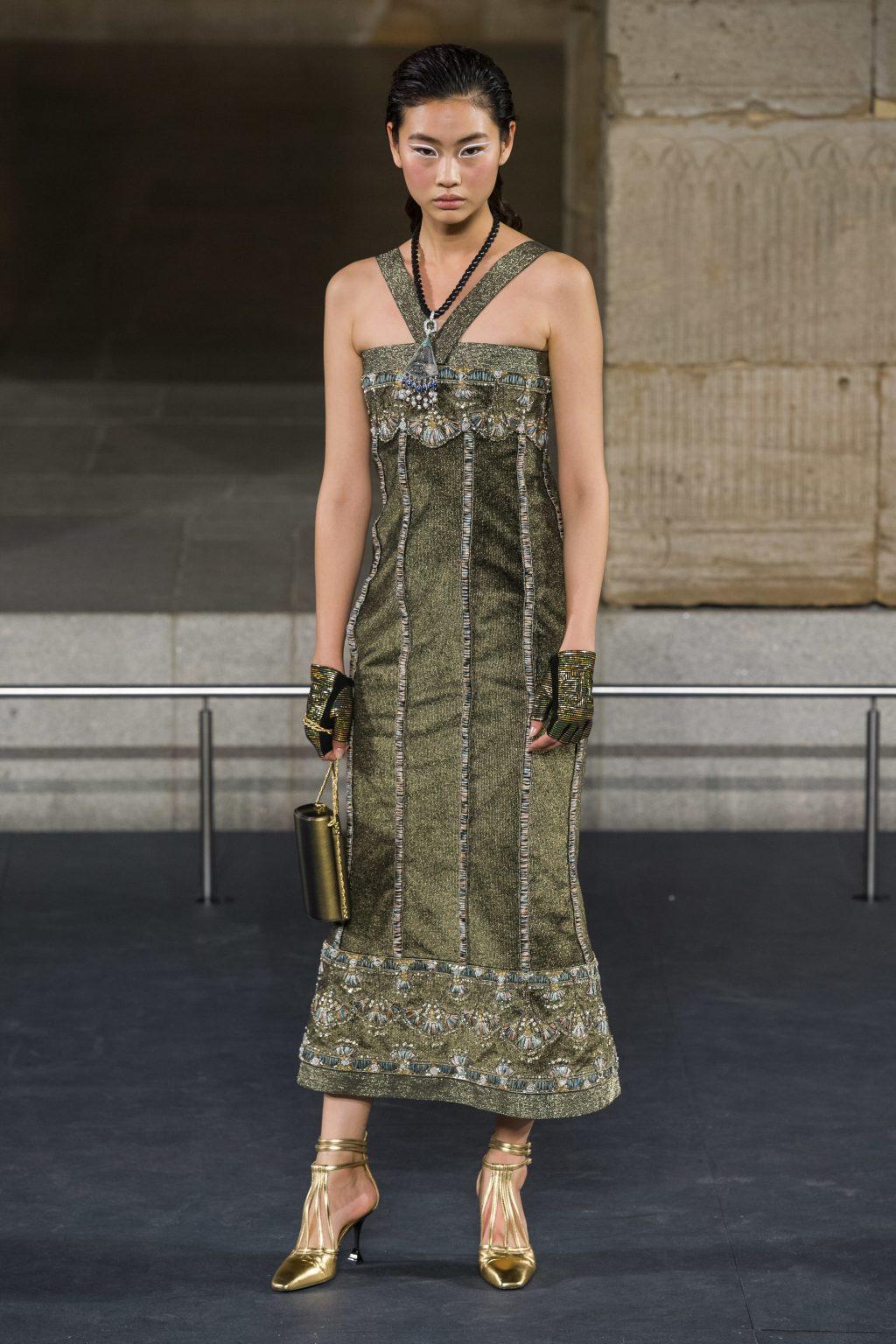bộ sưu tập Chanel Métiers d'Art 2019 8