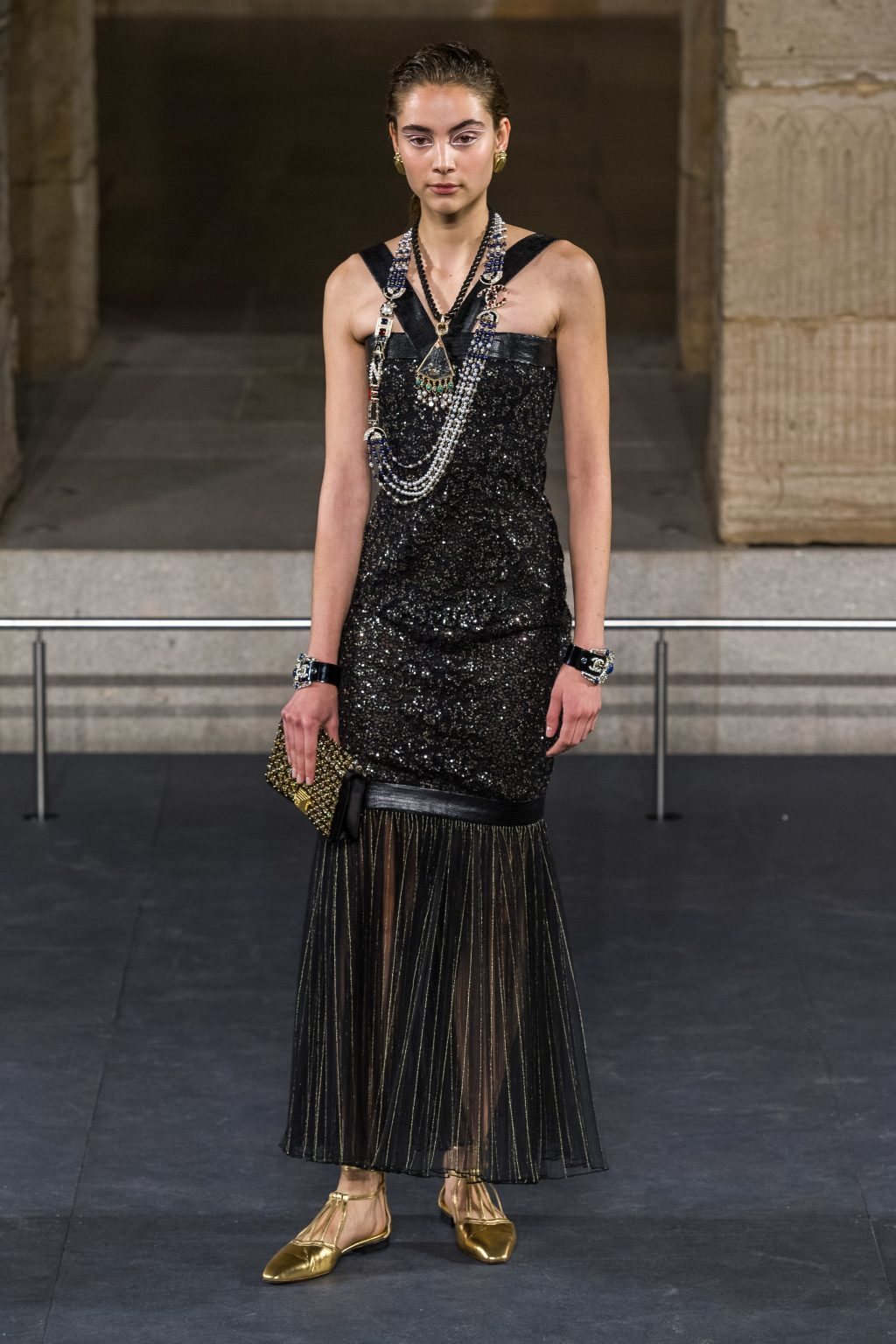 bộ sưu tập Chanel Métiers d'Art 2019 14